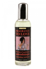 Parfum Fragrance to Love : Parfum aphrodisiaque pour créer une  ambiance d'intérieur sensuelle.