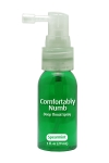 Spray pour fellation - menthe verte - Spray aromatisé à la menthe verte pour pratiquer agréablement une gorge profonde.