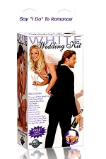 Coffret White wedding Kit