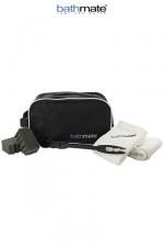 Kit de nettoyage Bathmate : 1 boitier de rangement et des accessoires de nettoyage indispensable pour votre pompe Bathmate.