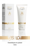 Lubrifiant mixte chaleur stimulante - Lubrifiant intime, mixte, haute qualité à base d'eau offrant une sensation de chaleur enveloppante, par YESforLOV.