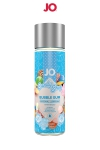 Lubrifiant aromatisé Bubble gum 60 ml - Lubrifiant aromatisé comestible parfum Buble Gum au format 60 ml de la marque Américaine System Jo.