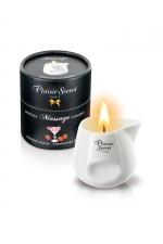 Bougie de massage - Daiquiri fraise