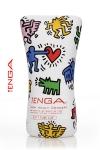 Tenga  Soft tube - Keith Haring