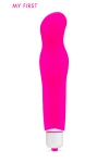 Vibro Love Stick - My First - Que ce soit pour le plaisir vaginal, anal ou clitoridien, Love Stick saura parfaitement honorer vos envies.