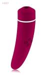Stimulateur 2 en 1 Hiky - Le sextoy deux en un ultime: aspiration du clitoris ou stimulation vaginale selon vos envies et le côté utilisé.