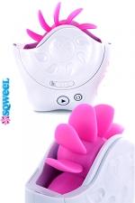 Stimulateur oral Sqweel 2 : Vous adorez les cunnilingus? Sqweel 2 est le simulateur de sexe oral le plus vendu au monde.
