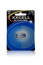 Pile LR23 12V : 1 pile alcaline type LR23 (pour télecommande CRy Baby)