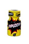 Poppers Explosive 9ml - Arôme aphrodisiaque à effet immédiat, à base de nitrite de propyle, en flacon de poche de 9 ml.