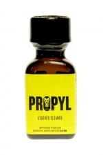 Poppers Propyl 24 ml : Un arôme aphrodisiaque qui a non seulement le look des premiers poppers des années 80 mais aussi leur puissance ! 100% propyle.