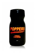 Mini poppers Sexline 8 ml : La référence des euphorisants sexuels en format voyage.