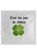 Préservatif humour - Jour De Chance
