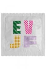 Préservatif humour - Evjf : Préservatif Evjf, un préservatif personnalisé humoristique de qualité, fabriqué en France, marque Callvin.