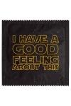 Préservatif humour - Good Feeling - Préservatif