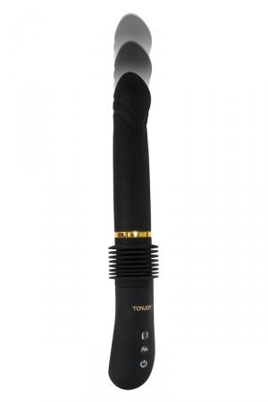 Vibro va-et-vient Magnum Opus - Avec sa fonction de va et vient sur une amplitude de 8 cm, il vous stimule comme si vous aviez un rapport sexuel réel !