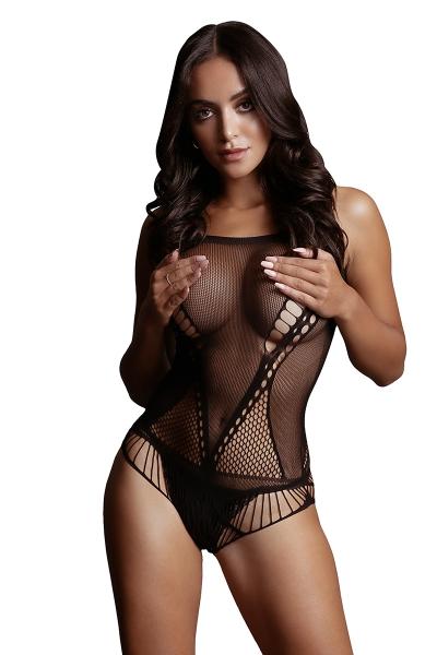 Body résille culotte filet - Le Désir
